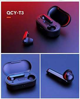 Qcy T3 earbuds new