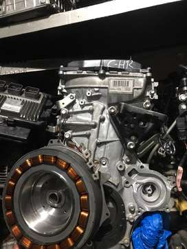 Toyota C HR Engine