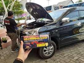 Mobil Bertenaga karena Kerja Alternator jadi Ringan dg psng Iseo Power