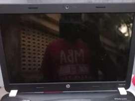 Laptop hp windows 7hm