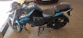 Yamaha fzs bike