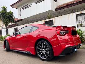 TOYOTA FT86 TRD AT COUPE 2019 RED MERAH FT 86 2020 CRZ CR-Z GT86 SANDY