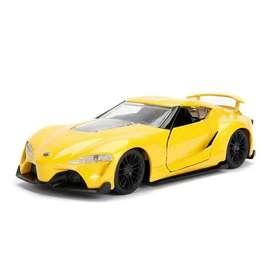 Jada JDM 1.32 Toyota FT-1 Concept Yellow