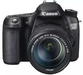 Kredit Kamera Canon 70D Dicicil Langsung Tanpa Kartu Kredit