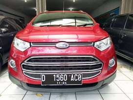 Ford Ecosport Tytanium 1.5L AT 2014
