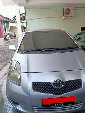 Jual cepat Toyota Yaris 1.5E Tahun 2008