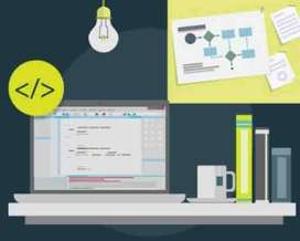 web designer / developer work from home