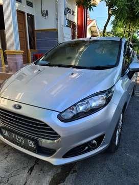 Ford Fiesta Silver Pemakaian 2015
