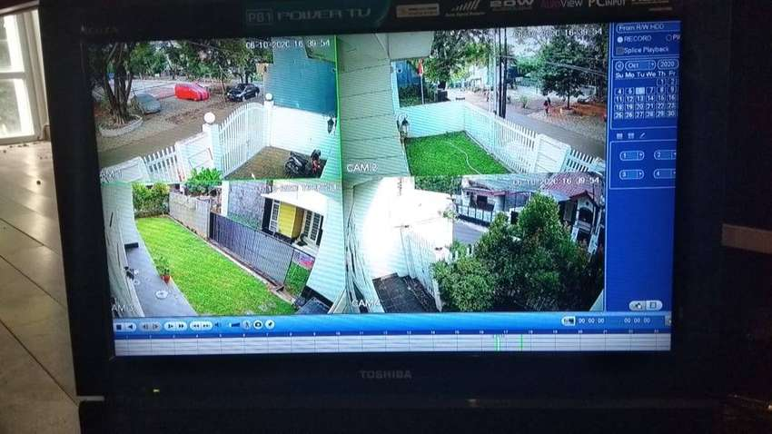 Paket CCTV termurah se Jaksel, Bergaransi, Gratis Pasang CCTV Online 0