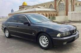 BMW 528i e39 tahun 97 mulus mengkilap siap pakai