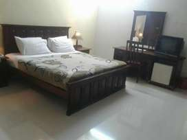 ground floor furnished room available AC Wi-Fi
