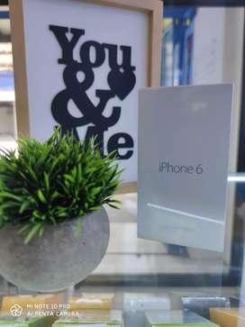 New iphone 6 64 GB. Garansi 1 Tahun. Murah abisss boss