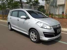 Suzuki Ertiga GL sporty MT silver 2014