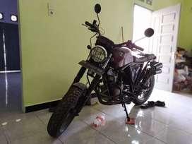 Honda tiger 2000 japstyle