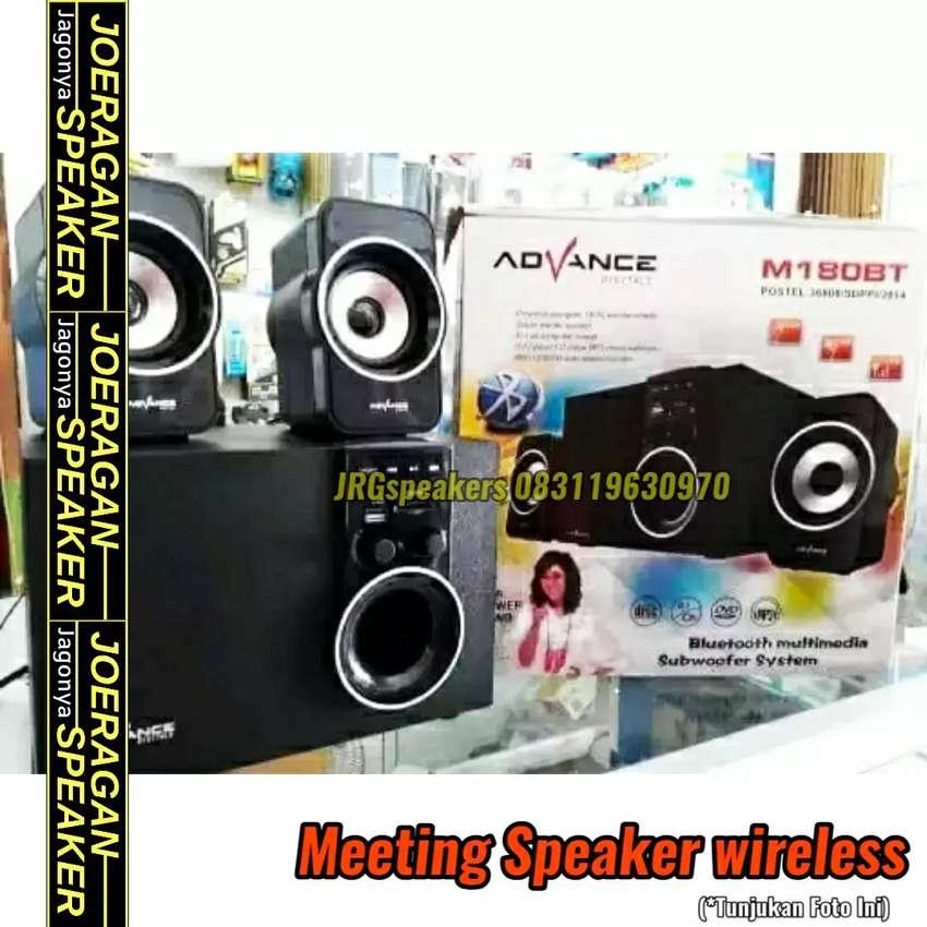 M180bt Speaker Aktif Bluetooth 0