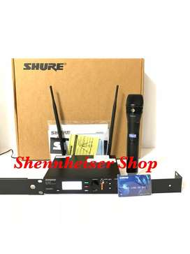 Mic Shure ULXD 4 Wireless Microphone Single Mic Multichannel Frequensi