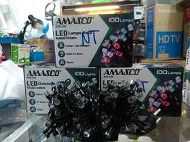 LED lampu Natal (AMASCO)