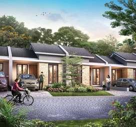 Rumah cantik cicilan 4 jutaan di graha raya by Jaya Real Property