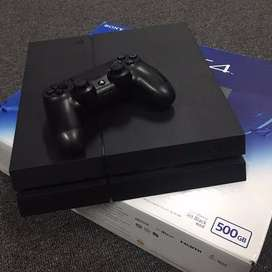 JAILBREAK PS4 1TB USED ( MY GAMES )