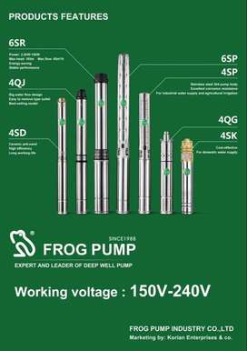 Home Submersible Pumps Power 1.5Kw  2HP Delivery Available