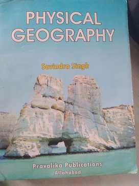 Physical Geography ,Savindra Singh ,New Edition ,UPSC