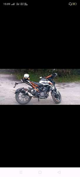 KTM Duke 250 ABS