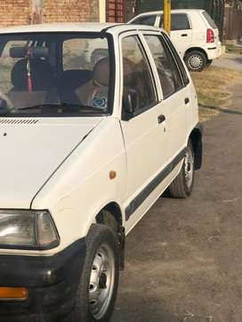 CNG maruti 800 in very good condition