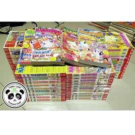 Majalah Komik Nakayoshi