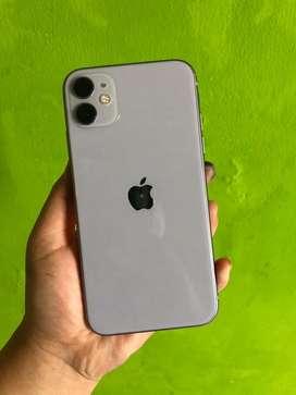Iphone 11 128GB (Garansi masih aktif nov 2021) condition 99% like new
