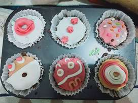 Cakes and bake