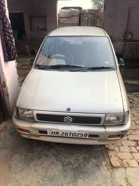 Well maintained AC, single hand, new tyre