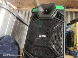 speaker bluetooth gmc masih baru