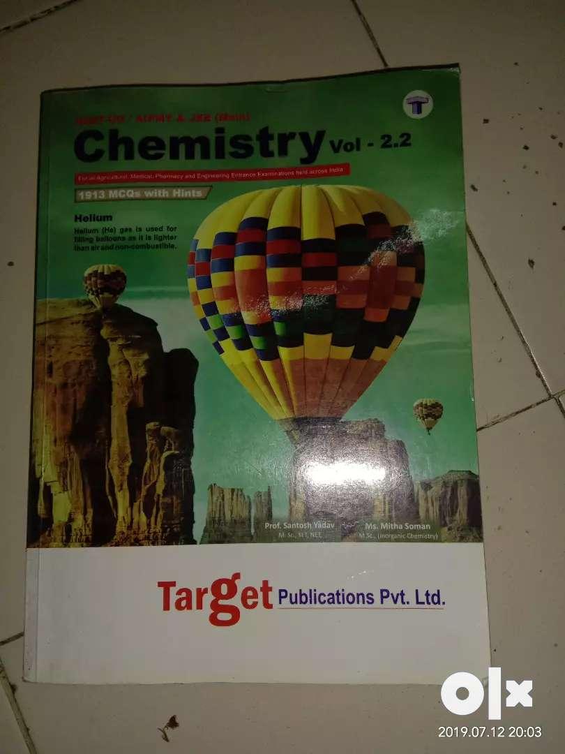 CHEMISTRY vol 2. 2 ,TARGET PUBLICATIONS 0