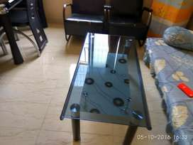 Imported glass Tpoi coffee table