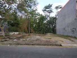 Dijual Tanah 350 m2 di Tajem Baru