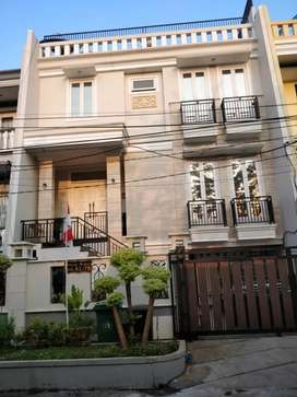 Dijual Cepat Rumah Mewah Furnished Di Sunter Danau Jakarta Utara