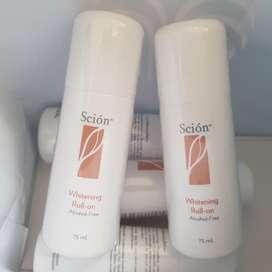 (FOX.ID) SCION Whitening Deodoran Deodorant Exp 2021 Original Niu Skin