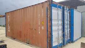 Container 20ft kondisi 70%