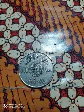 Uang Arab tahun 1408