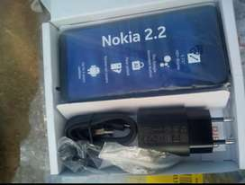 Nokia 2.2  3/32 full warranty