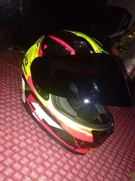 Helm fullface kyt r-10