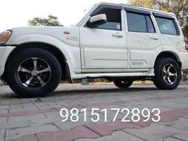Mahindra scorpio well maintained for a very good prise.