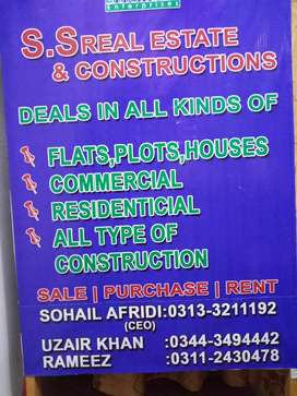 FLAT FOR RENT ...