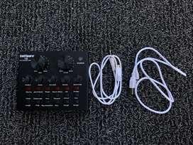 Soundcard V8 Audio Recording