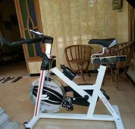 Spinning bike divo