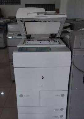 Ir 6570 mesin fotocopy berkualitas siap untuk kerja