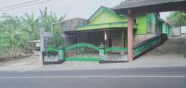 Rumah kampung murah Kalinegoro