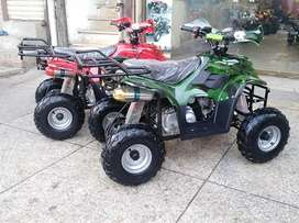 Brand new zero meter Atv Quad bike available at Subhan Enterprises