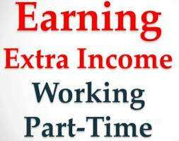 Earn extra income with your regular jobs