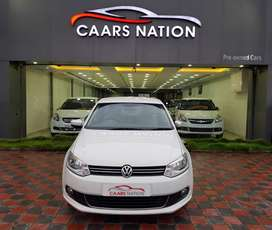 Volkswagen Vento Highline Petrol AT, 2011, Petrol